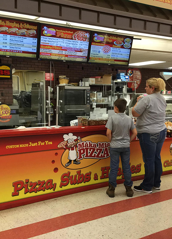 Maka Mia pizza is the tastiest pizza in your home town!